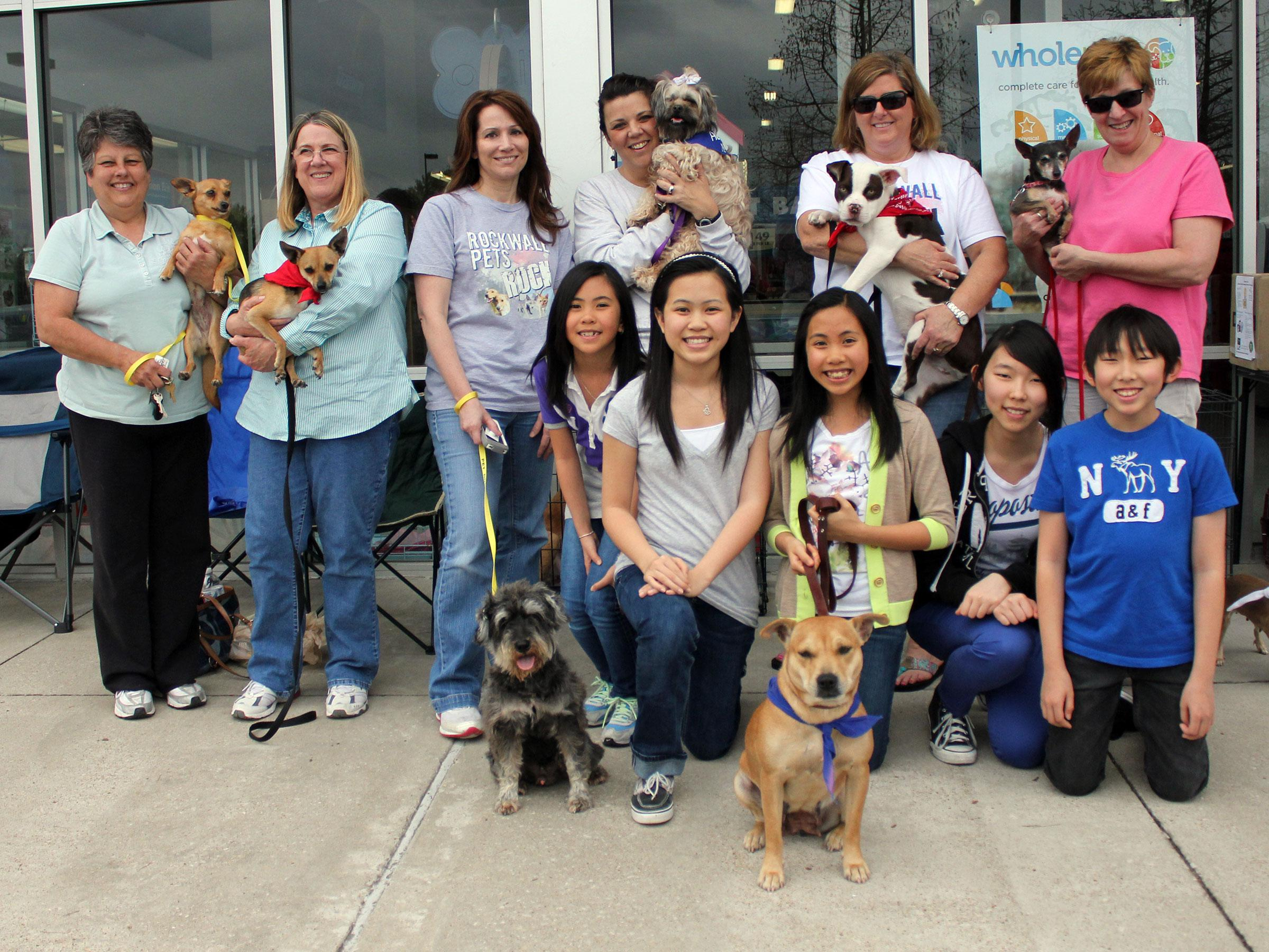 Student concert helps homeless pets to the tune of $600