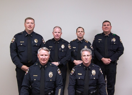 Rockwall police lieutenant graduates from advanced management training