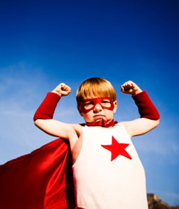 Kids Superhero Camp includes fitness, self defense, first ...