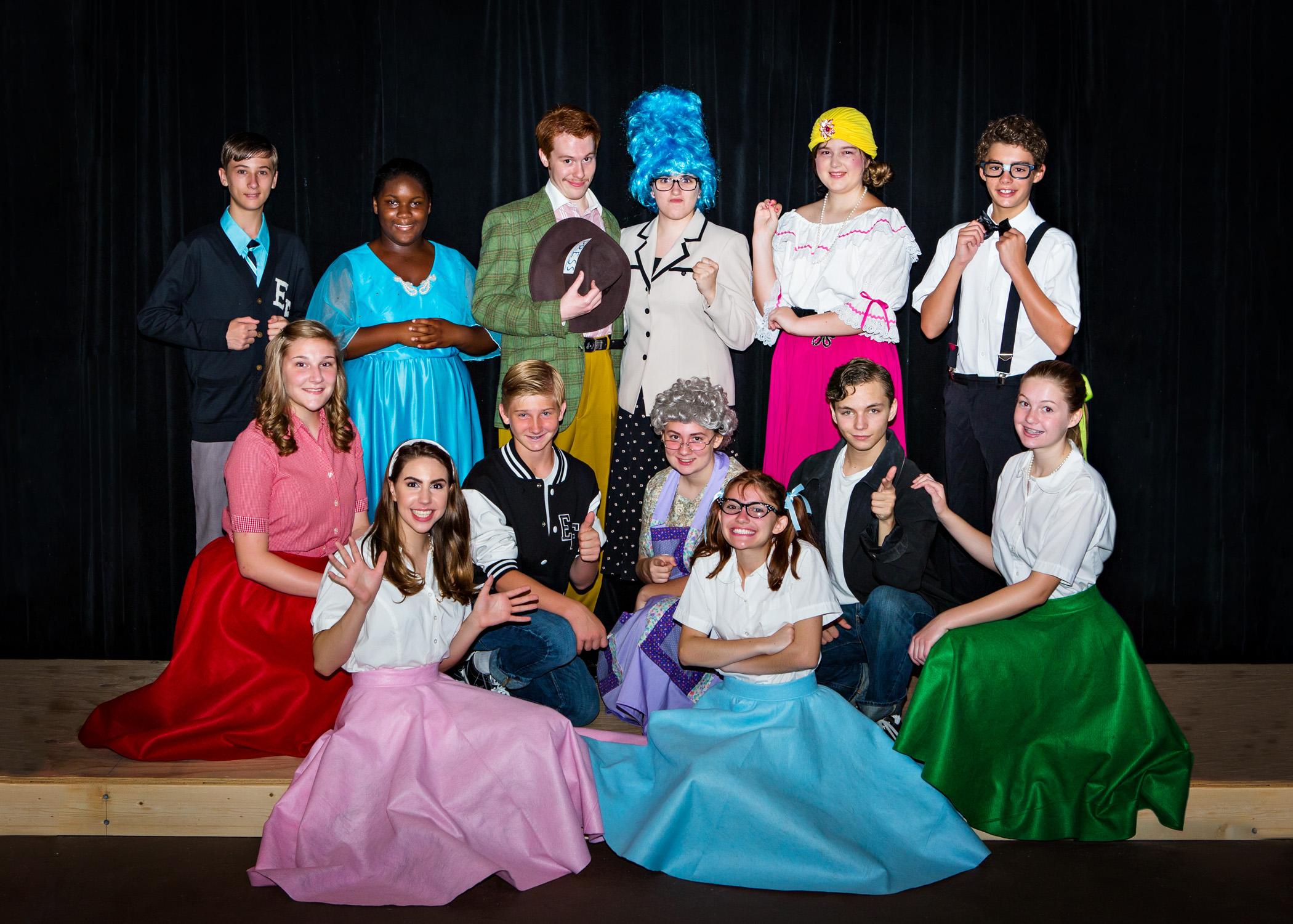 Rockwall Community Playhouse presents Zombie Prom