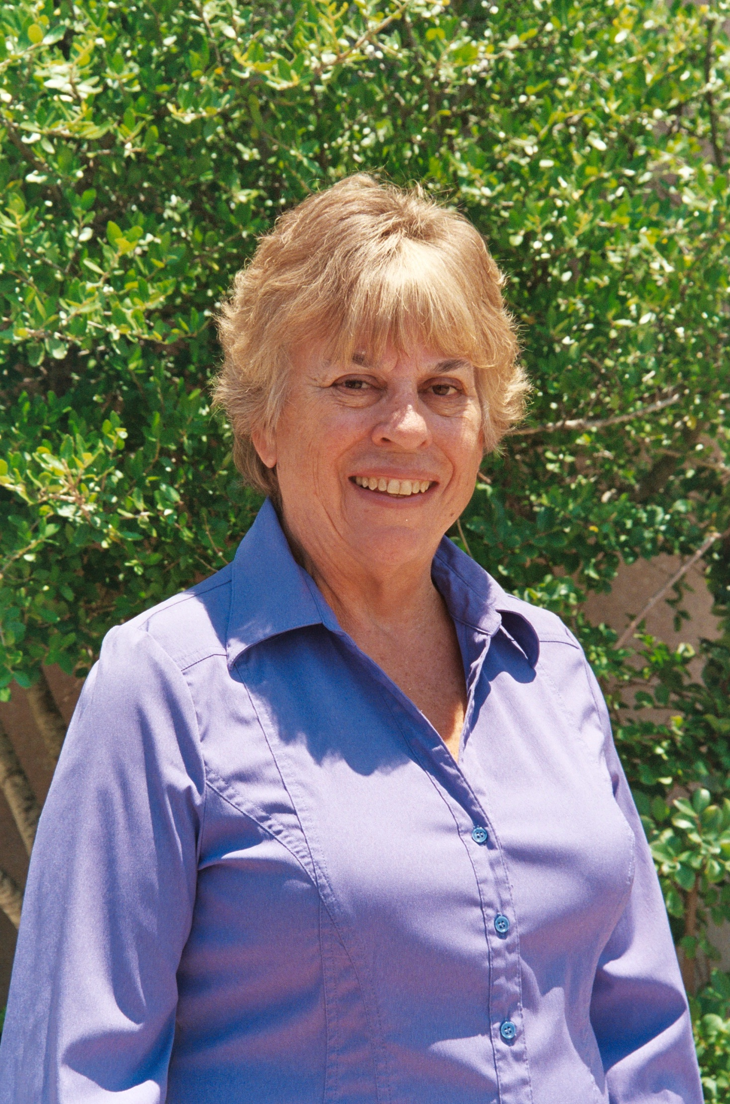 Margo Nielsen celebrates 24 years of service with Helping Hands