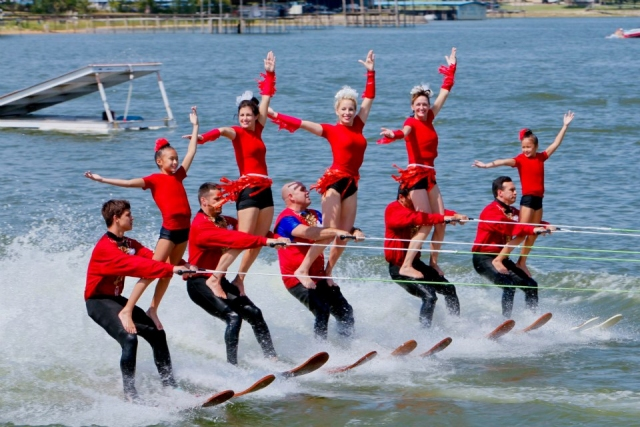 Rockwall Boat Show to offer thrilling performances, new & vintage watercraft