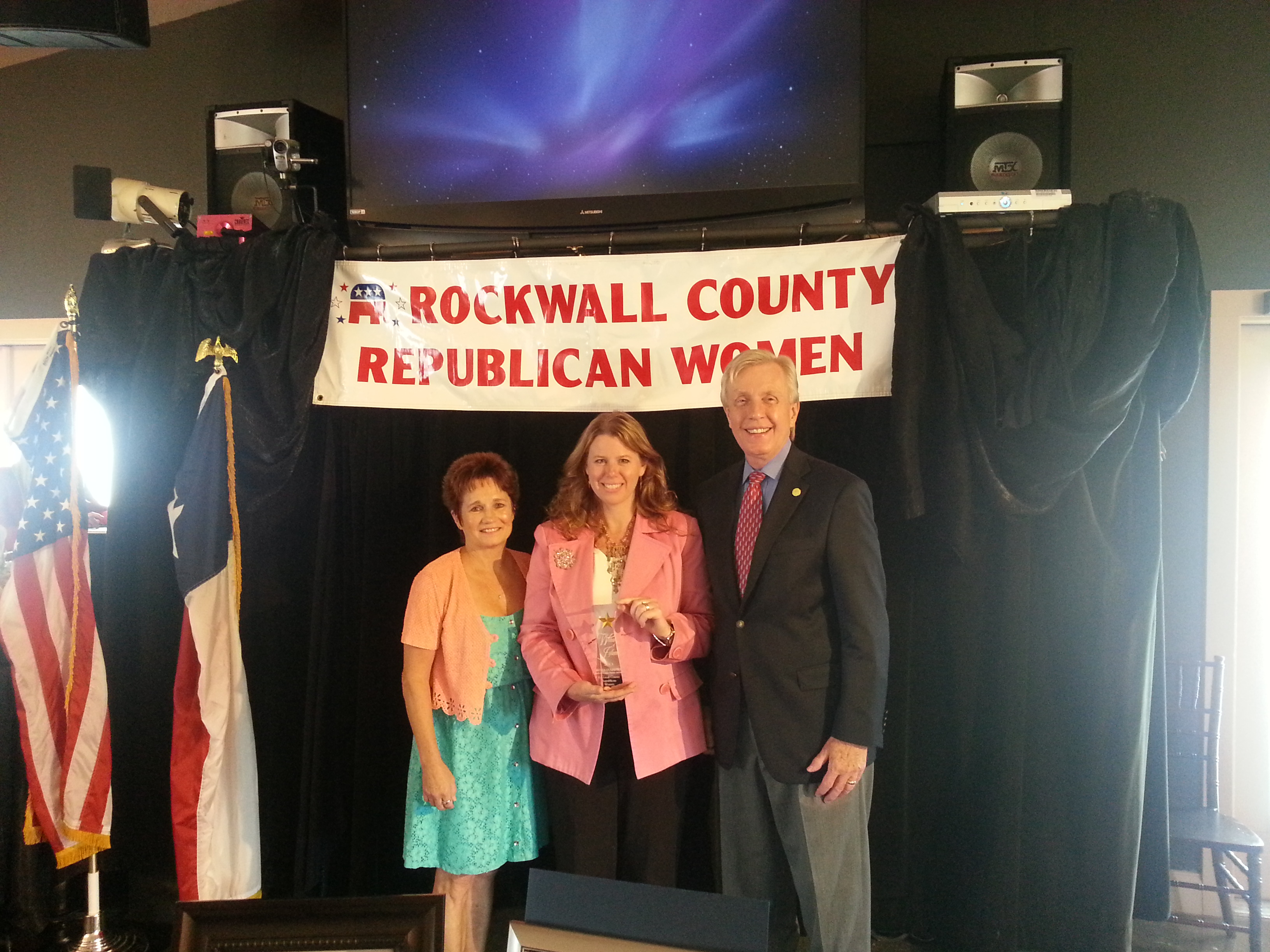 Rockwall D.A. named 'Woman of Influence'