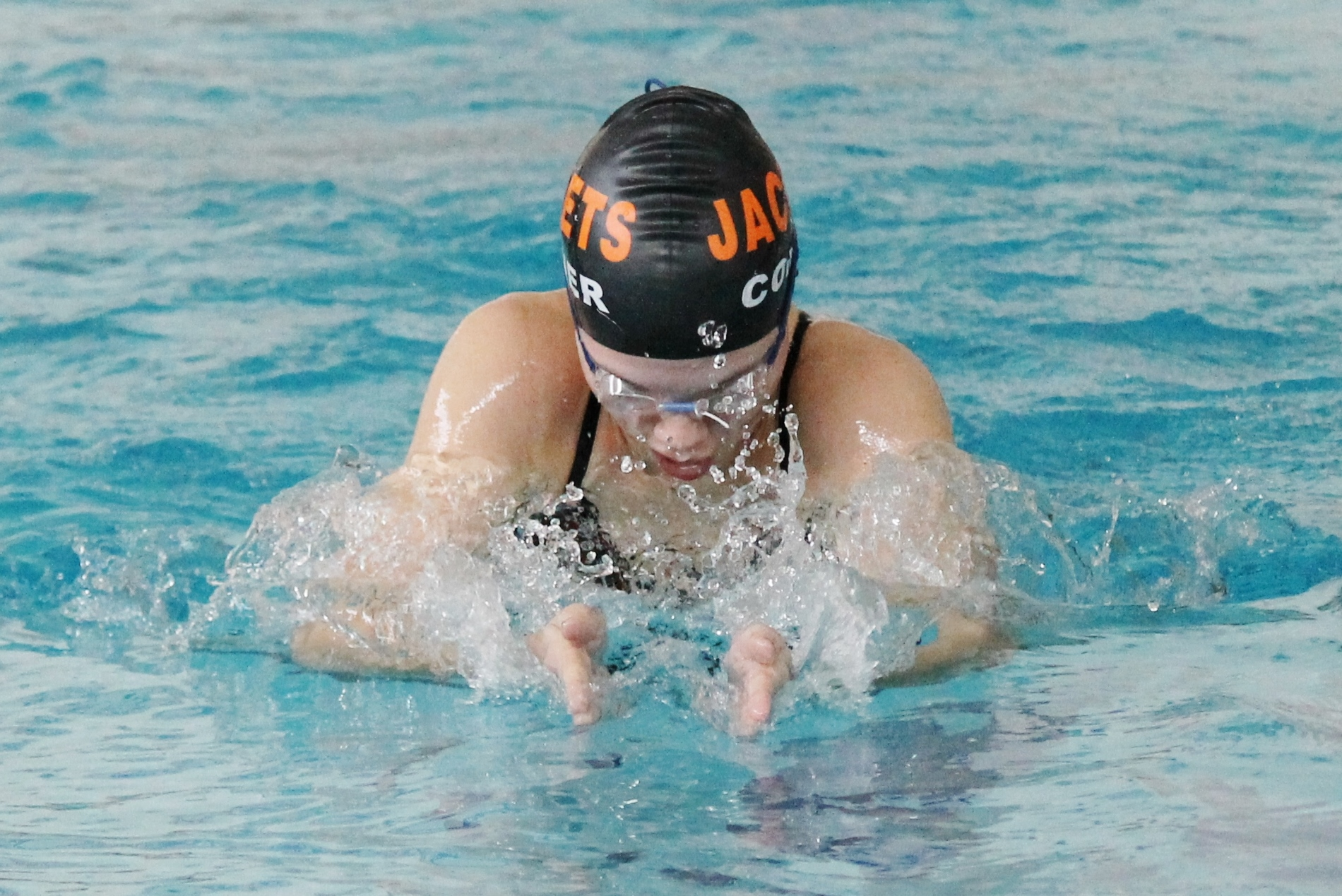 Rockwall swimmers perform well at meet vs Frisco