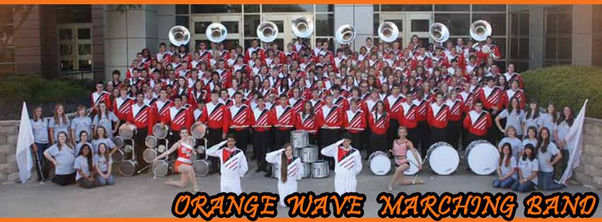 Rockwall Orange Wave Band earns Ones at UIL