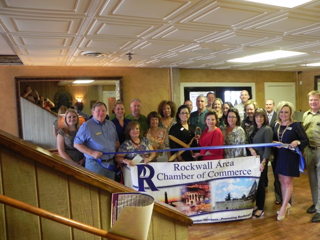 Rockwall Chamber welcomes Wright Up Right