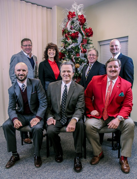 Season's greetings from Heath City Council