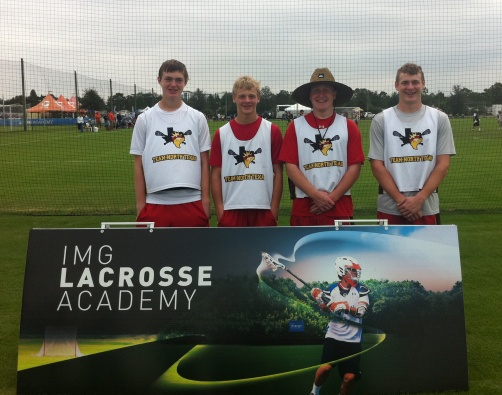 Rockwall, Heath lacrosse players take fifth at Nationals
