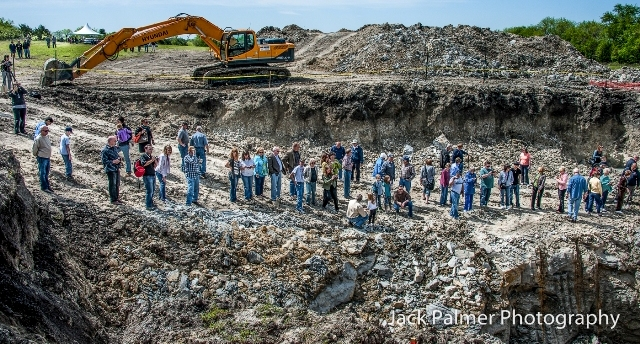 'America Unearthed' digs into mystery of Rockwall's mysterious underground formation