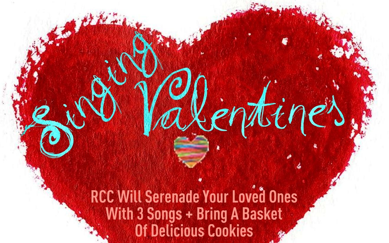rockwall childrens chorus offers singing valentines rockwall