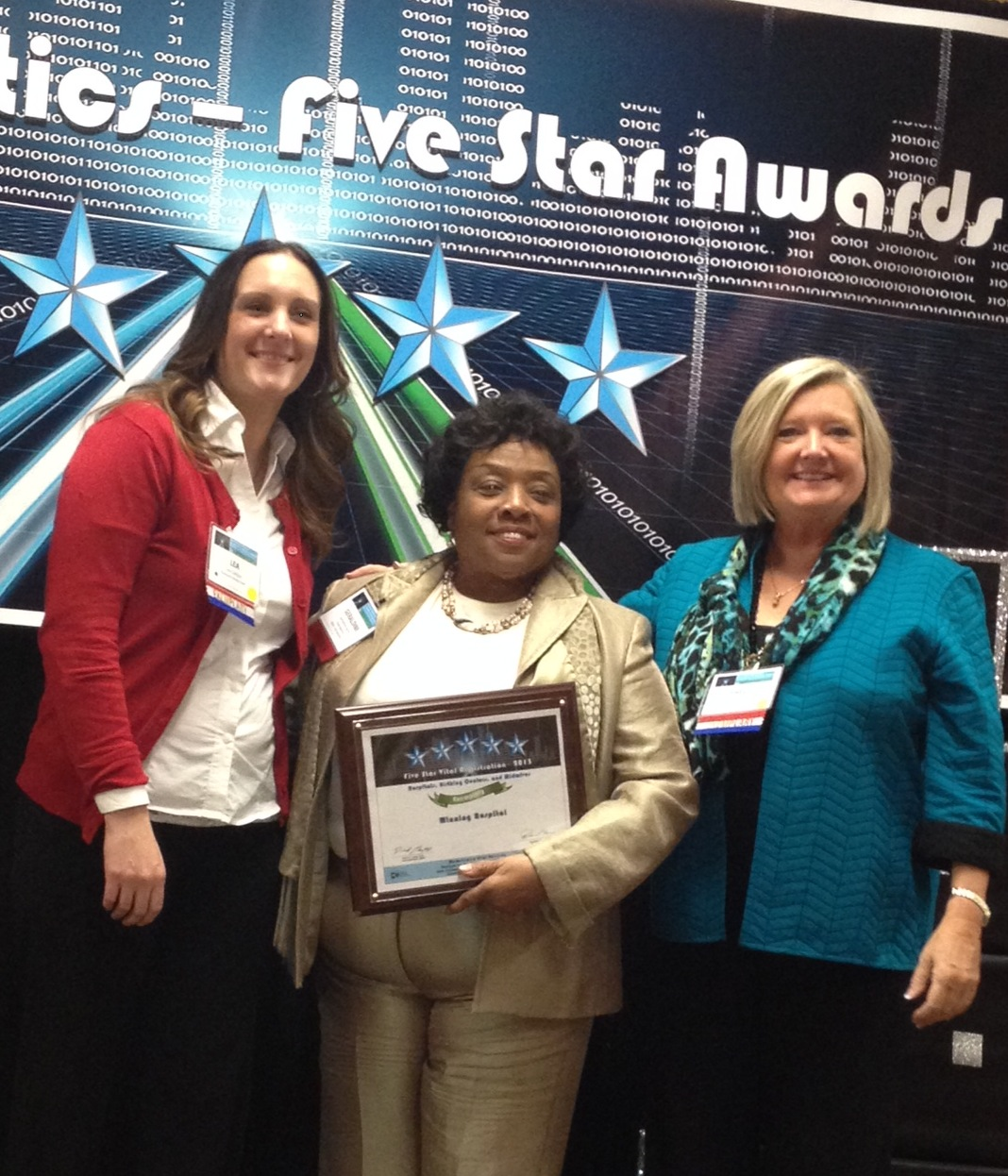 Rockwall County Clerk honored with Five Star Exemplary Award