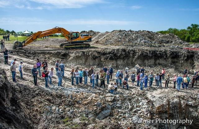 Historical Foundation to show encore presentation of America Unearthed's rock wall program