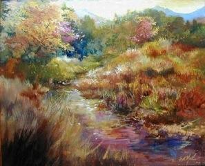 Rockwall Art League to host workshop with master impressionist Scott Mattlin