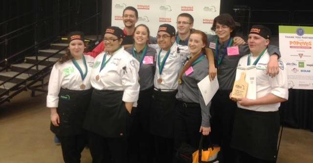 Rockwall Culinary Arts students do 'grate' at state