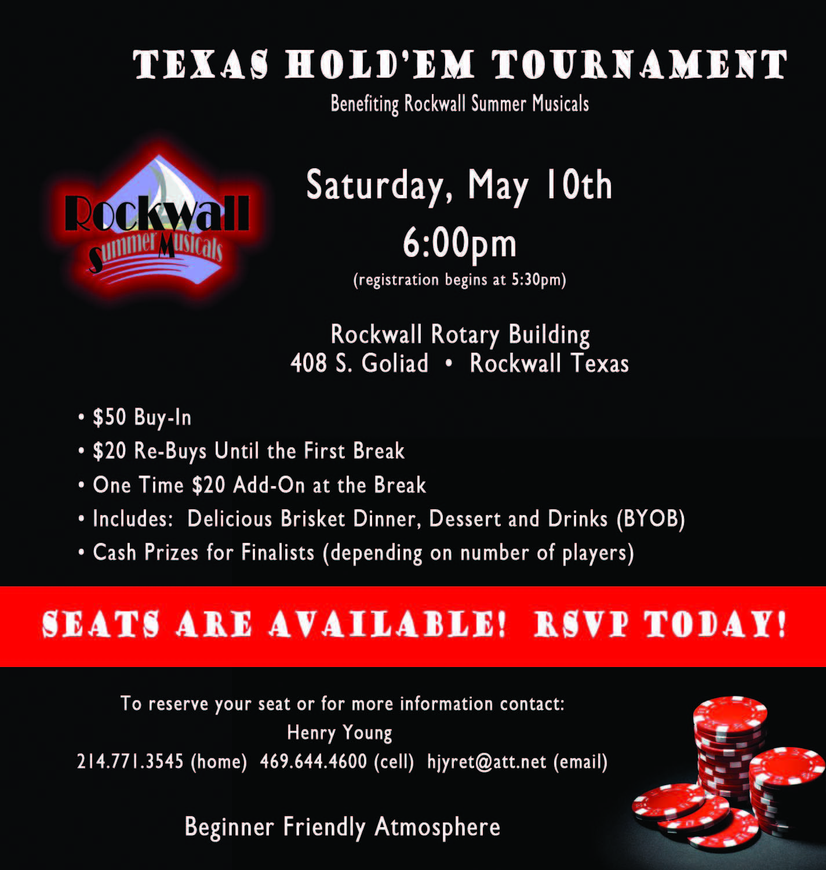 Poker texas holdem news