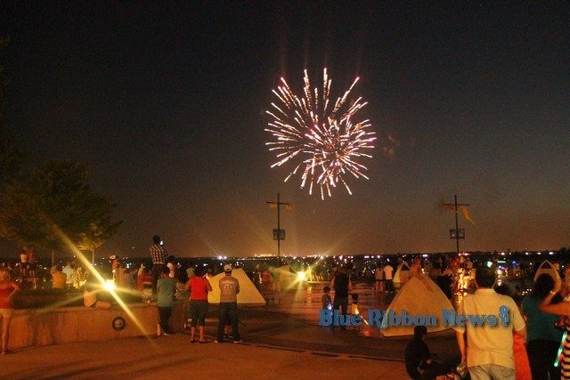 Rockwall community celebrates at Harbor FreedomFest (PHOTOS)