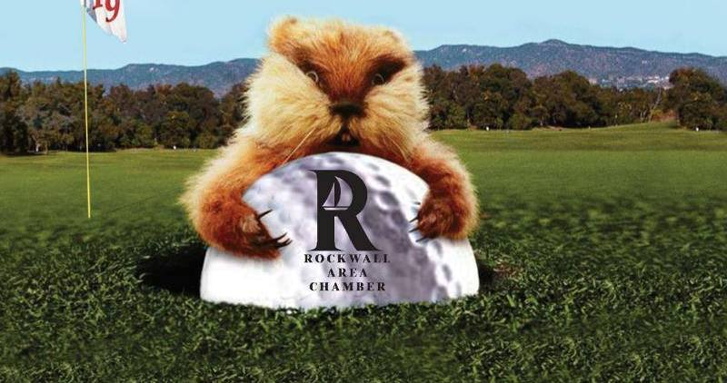 Rockwall Chamber's Caddyshack Golf Open June 20