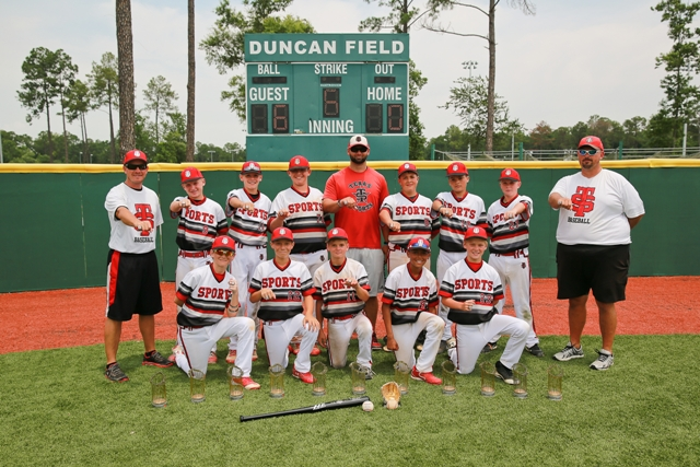 Rockwall Texas Sports Red 12u Ball Players Emerge As Cal Ripken Experience National Champs