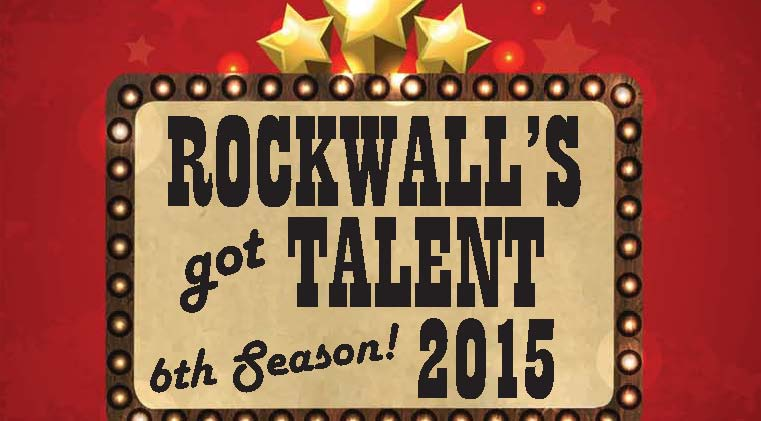 Rockwall's Got Talent entry deadline extended