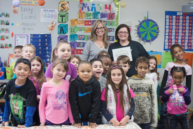 Toyota Of Rockwall >> Springer teacher earns grant from Toyota for 'Bouncing ...