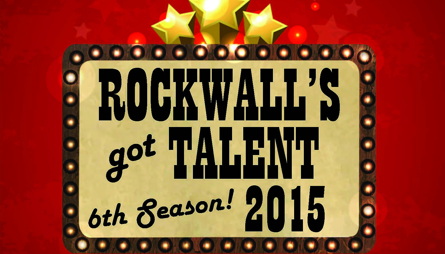 Rockwall's Got Talent entry deadline is Jan 31