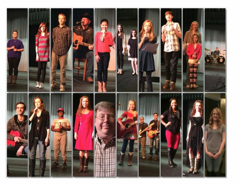 Rockwall's Got Talent Semi-Finals Friday