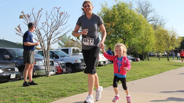 NEW Fun & Fit in the Park features Heart of Heath 5k and Family Run