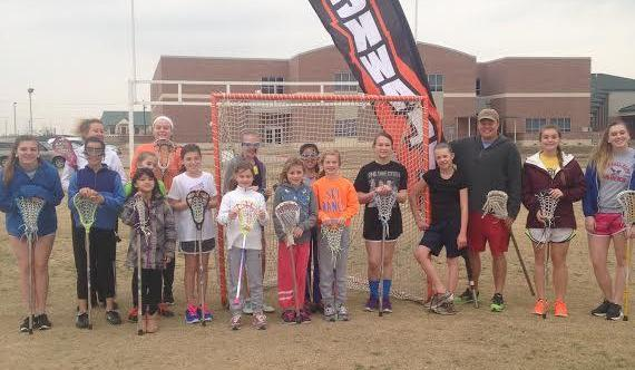 Girls Lacrosse hits the ground running in Rockwall