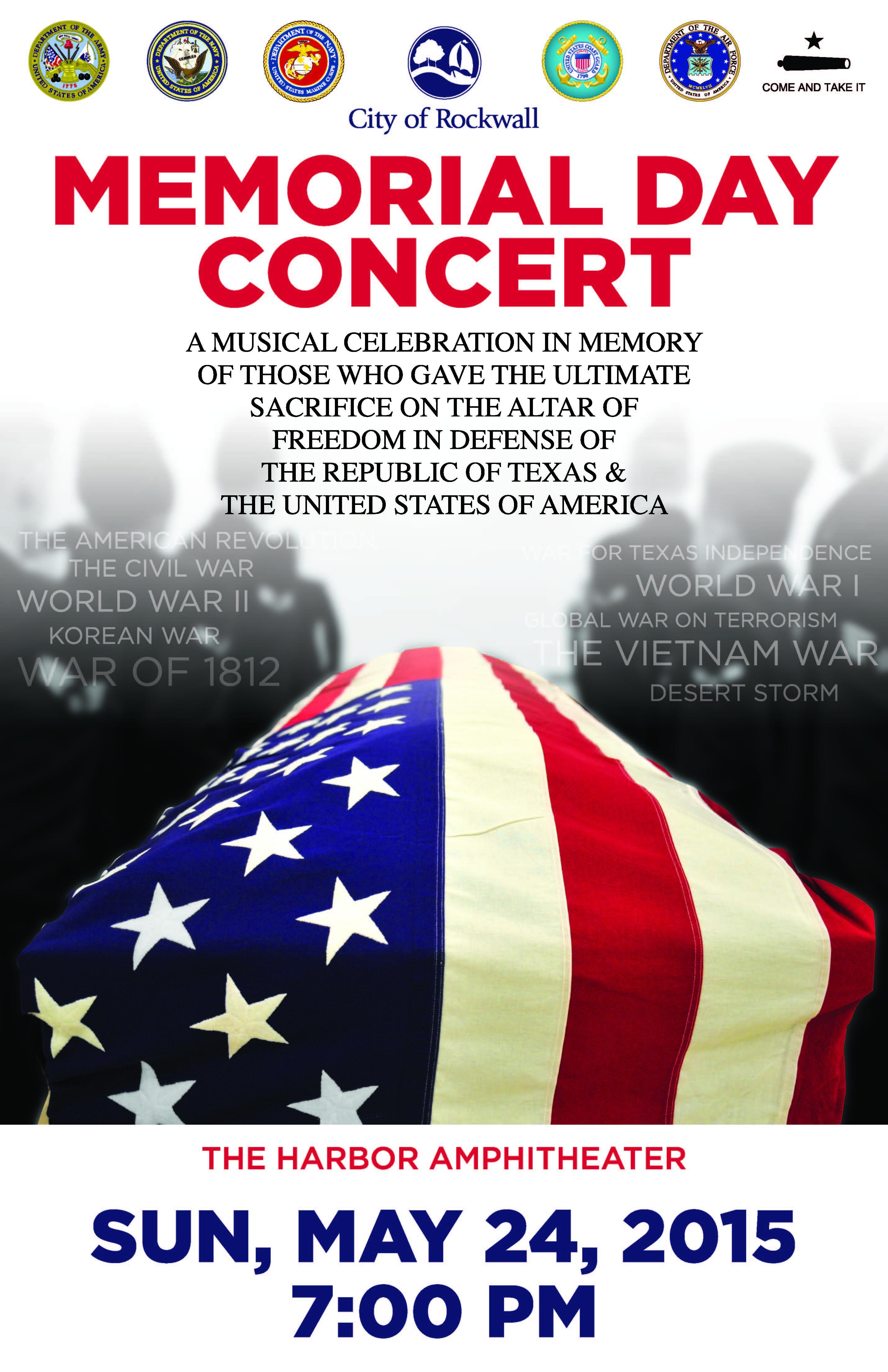 2015 Memorial Day Poster Print