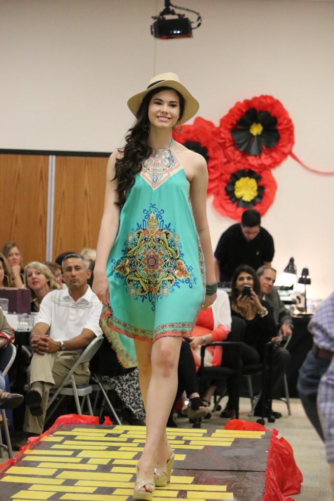 Rockwall-Heath High School showcases fashion sense