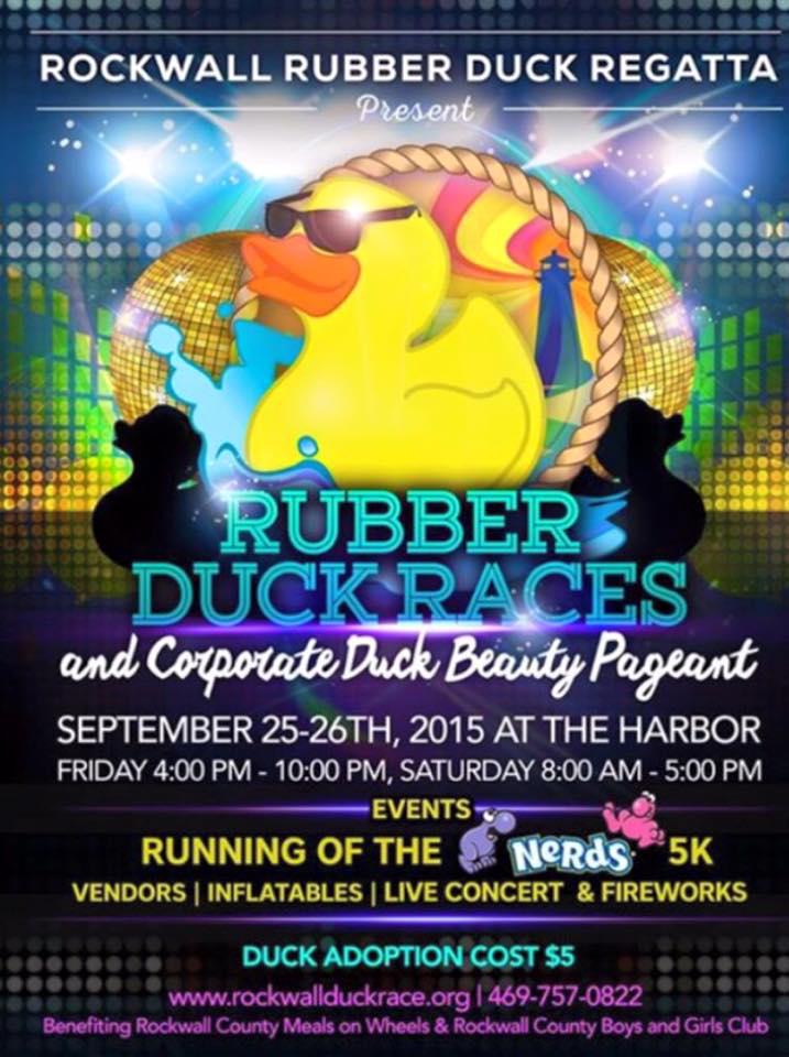 rubber duck promo