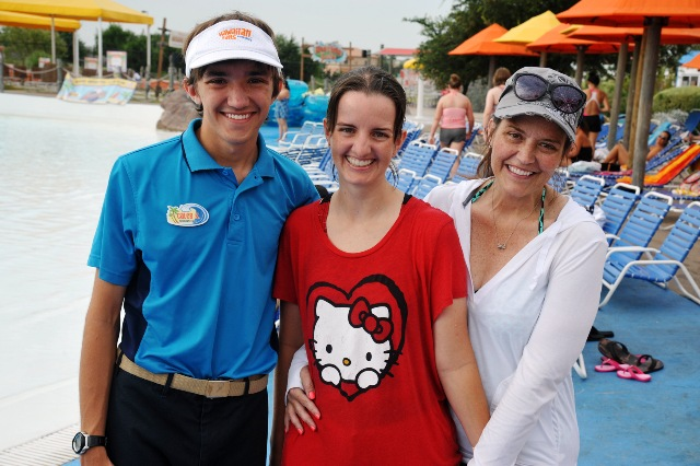 Hawaiian Falls gives special needs families exclusive access to the water parks