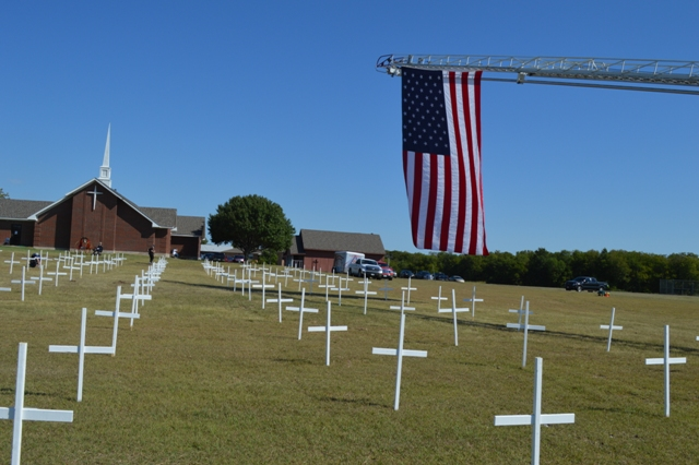 First responders honored at Royse City 9/11 Remembrance Project