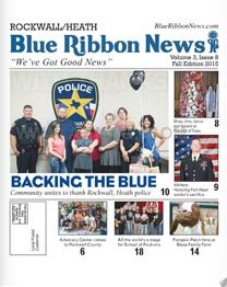 Blue Ribbon News Fall print edition hits mailboxes