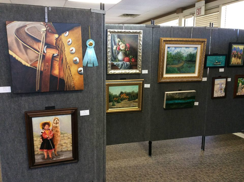 Get 'Inspired' at Rockwall Art League Fine Art Show, Oct 2-4