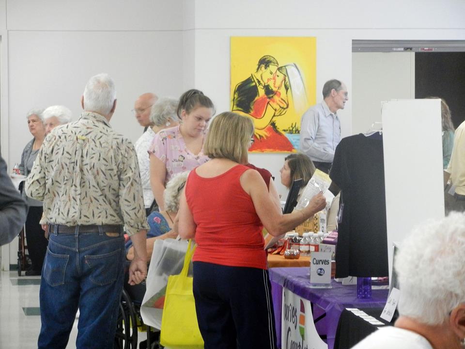 Senior Health Fair Sept 16
