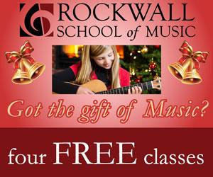 Rockwall School of Music 300-x-250-4-free-classes