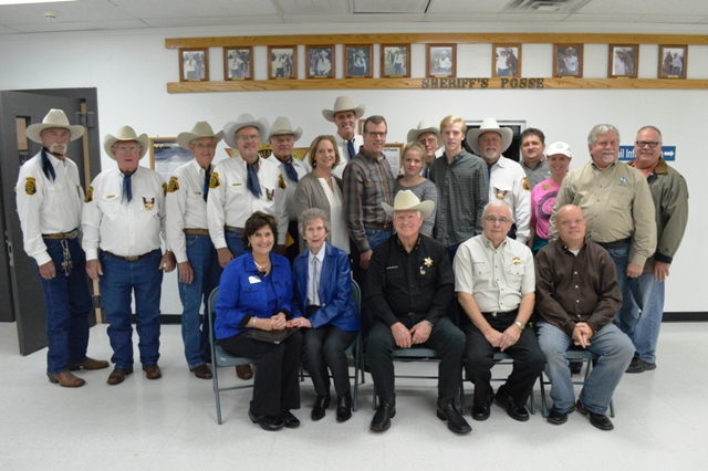 Rockwall County Sheriff's Posse dedicates arena to founder ...