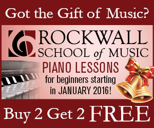 2015_12_14 Rockwall School of Music 300 x 250 Av1