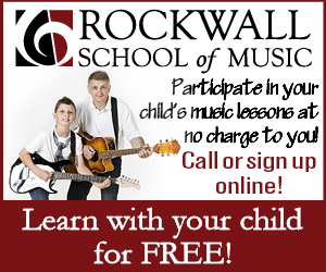 2016_01_25 Rockwall School of Music BRN online 300 x 250 Av3