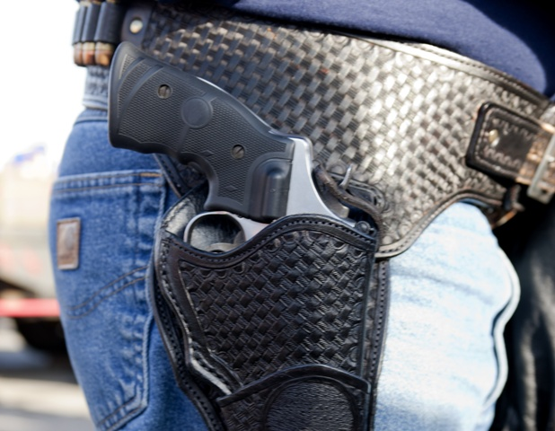 Open Carry gun law effective Jan 1