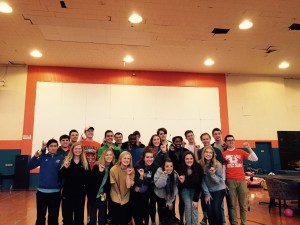 Rockwall High students give back to Boys & Girls Club
