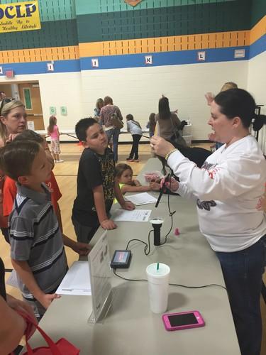 Cullins Elementary students enjoy Science Night