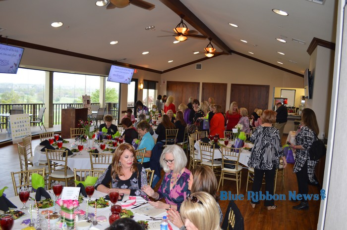 Meals on Wheels holds annual Gardening Tea Luncheon
