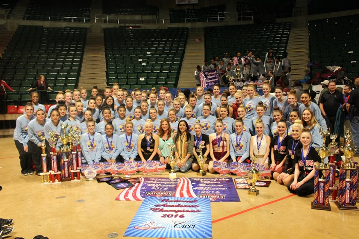 Heath Highsteppers win national/international competition