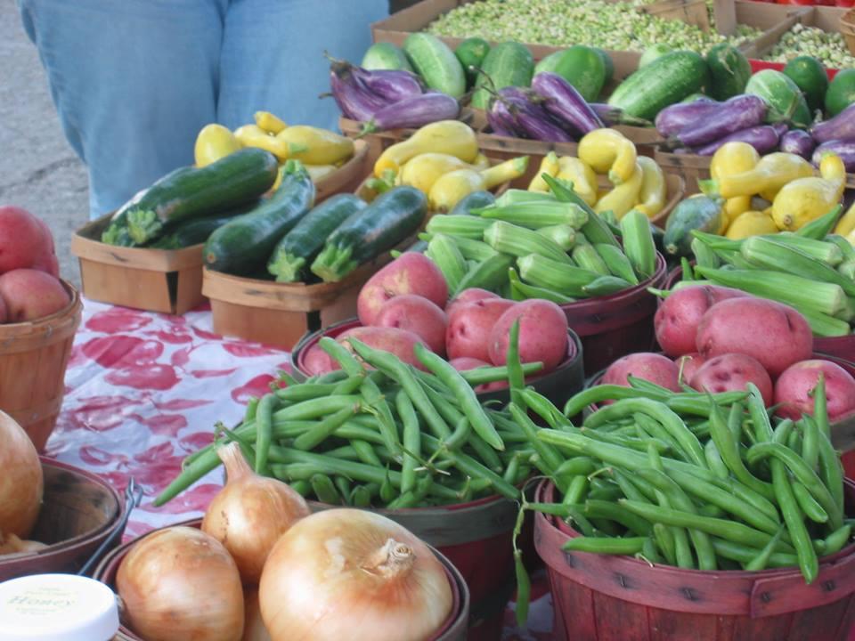 Rockwall Farmers Market opens May 7