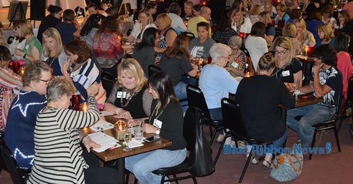 Bunco tournament fundraiser for Rockwall Child Advocacy Center a big success