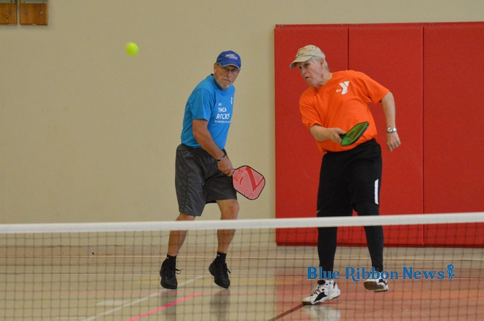 Pickleball tourney brings exciting, competitive action to Rockwall YMCA