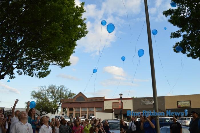 CASA balloon release event raises awareness of child abuse