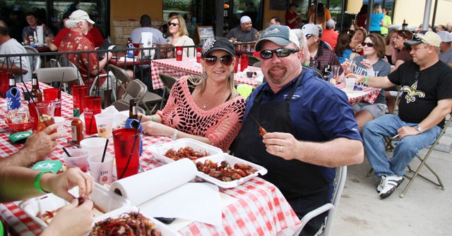 Tickets selling fast for Sunday's Crawfish Fest at Rockwall Harbor